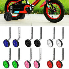 Universal Bike Stabilisers Kids Boys Girl Bicycle Cycle Training Wheels 12-20