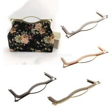 Coin Bag Evening Purse Metal Frame Kiss Clasp Fastening for Purse Making