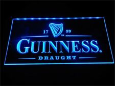 Guinness Neon Beer LED light sign, On/Off wall hanging home Bar pub decor gift