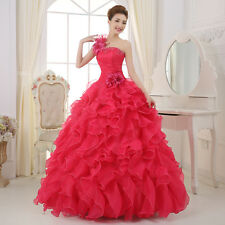 New Quinceanera Dress Formal Prom Party Pageant Ball Dresses Bridal Wedding Gown