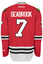 Brent Seabrook Chicago Blackhawks NHL Home Reebok Premier Hockey Jersey