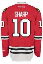 Patrick Sharp Chicago Blackhawks NHL Home Reebok Premier Hockey Jersey