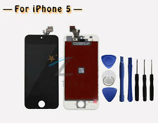 LCD Touch Screen Display Digitizer Assembly Replacement Tools For Apple iPhone 5