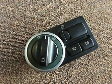 RANGE ROVER HSE L322 OEM FRONT LEFT SIDE HEADLIGHT LIGHT LAMP SWITCH