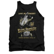 Elvis Presley Live In Buffalo Adult Tank Top T-Shirt
