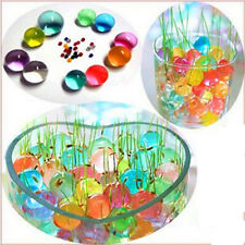 1300pcs Water Plant Flower Jelly Crystal Soil Mud Water Pearls Gel Beads Balls
