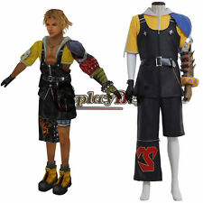Cosplaydiy Final Fantasy Cosplay Final Fantasy 10 Tidus Cosplay Costume custom