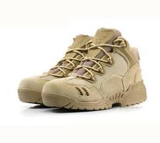 Mens Military Special troops Tactical Combat Hunting Outdoor Hiking Desert Boots