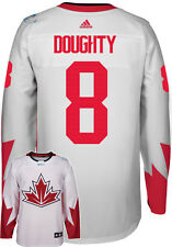 Drew Doughty Team Canada World Cup Of Hockey Adidas Premier Away Jersey