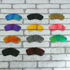 3 Pairs POLARIZED Replacement Lens for-OAKLEY Fuel Cell Sunglasses - Multi-Color