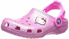 crocs 16159 Hello Kitty Glitter - K Clog- Choose SZ/Color.