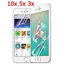 10/5/3Pcs HD Clear Front/Back Screen Protector Film Guard For iphone 6 6s 7/Plus