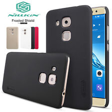 Nillkin Matte Frosted Shield Shell Case + Flim Screen Protector Cover For Huawei