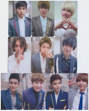 Super Junior SuperJunior in-album Photo Card SET
