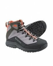 Simms VaporTread Wading Boot - Vibram Sole - Charcoal - Pick your size.