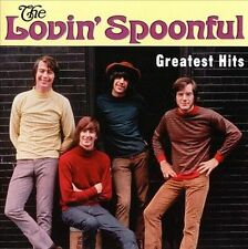 LIKE NEW The Lovin' Spoonful - Greatest Hits CD Remastered Buddha Records 26 tre