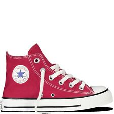 Converse CT HI Red  Unisex Kids Canvas Trainers