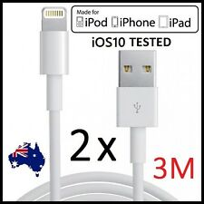 1M / 3M USB Data Lightning Cable Charger for iPhone 6 6S 7 7Plus iPad Mini Air