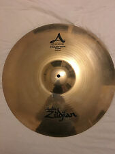 "ZILDJIAN A-CUSTOM 20"" PROJECTION RIDE CYMBAL EXCELLENT CONDITION"