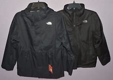 The North Face Boy Youth Abbit Triclimate 3in1 Snow Winter Ski Jacket M L XL New