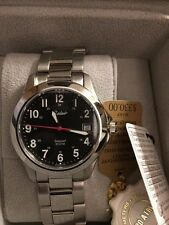 Swiss 20 ATM,Stainless steel case and bracelet Men's watch by Belair $330