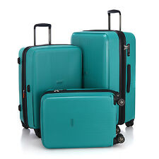 "HAUPTSTADTKOFFER FH 20""24""28"" Luggage Set Suitcase Travel Bag TSA Trolley"