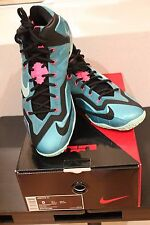 Nike Lebron James 11 XI South Beach US9 616175330 Deadstock