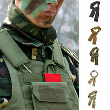 Tactical camouflage Fish Net Sniper Cover Scarf Veil Face Mesh Turban Headscarf