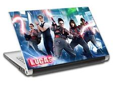 Ghostbusters Personalized LAPTOP Skin Vinyl Decal Sticker ANY NAME L266