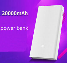 Xiaomi Power Supply Portable USB Power Bank Battery Charger 10000/16000/20000mAh