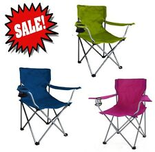 �� Folding Portable Chair Seat Stool Outdoor Ozark Trail Camping Chairs Cookout