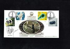 2 MARCH 1999 PATIENTS TALE SIGNED CLAIRE RAYNER BENHAM FIRST DAY COVER SHS