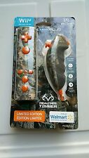Power A Realtree Camouflage Pro Pack Mini Plus Controller for Wii U/Will -