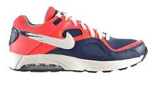 Nike Men's AIR MAX GO STRONG ESSENTIAL Shoes Crimson /Navy/White 631718-600 a1