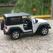 Jeep Wrangler 2014 Model Cars 1:32 Alloy Diecast Sound&Light Toy Collection&Gift