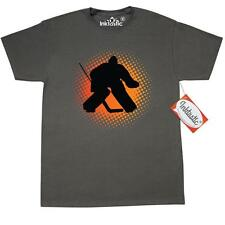 Inktastic Ice Hockey Goalie Sports T-Shirt Silhouette Team Member Position Mens
