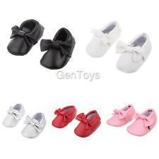 Lovely Baby Infant Toddler Crib Shoes Girl Bowknot Flower Soft sole Princess