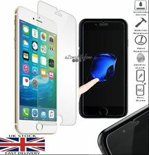 GENUINE TEMPERED GLASS FILM SCREEN PROTECTOR PROTECTION FOR APPLE iPhone