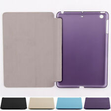 New Smart Magnetic PU Leather Stand Case Cover For Apple iPad 2 3 4 Mini Air
