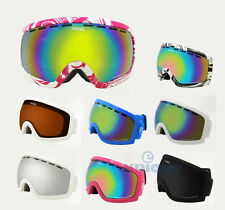 New PROPRO brand ski goggles double UV400 anti-fog big ski mask skiing glasses