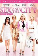 SEX AND THE CITY - The Movie (DVD, 2008, Widescreen) Brand New/Factory Sealed!