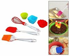 Silicone Cupcakes Baking Set with Tools