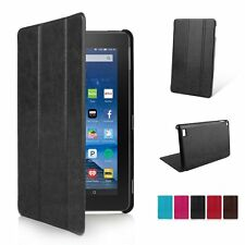 NEW PU Leathe Stand Case Cover for Amazon Kindle New Fire 7'' 8'' 10'' 2015 2016