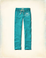WOMENS HOLLISTER BY ABERCROMBIE SIZE MEDIUM SKINNY GRAPHIC SWEATPANTS NWT