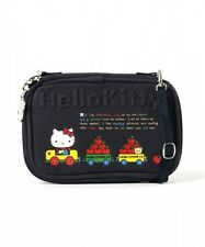 Hello Kitty Smartphone Case Makeup Purse Pouch Cosmetic Sanrio Japan  K2185
