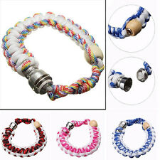 New Beaded Metal Bracelet Pipe Wrist Hookah Handmade Chain Tobacco Knitting Rope