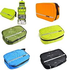 Women Mens Hanging Travel Toiletry Kit Wash Bag Shaving Case Cosmetic Bag Travel
