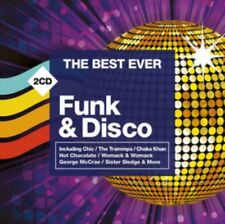 The Best Ever: Funk And Disco - The Best Ever: Funk And Disco NEW CD