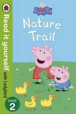 EARLY READER - Read it Yourself Ladybird - Level 2: PEPPA PIG NATURE TRAIL - NEW