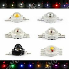 3W LED RGB Infra Beads Lamp Diodes High Power Epistar Chip Light Multi-Color B1